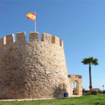 La Torre Vieja en Torrevieja