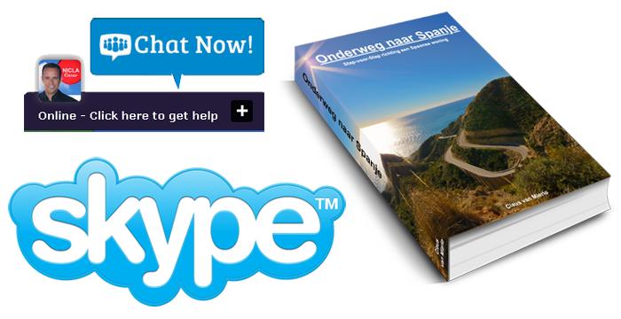 NICLA-Chat Skype-Spreekuur E-Book