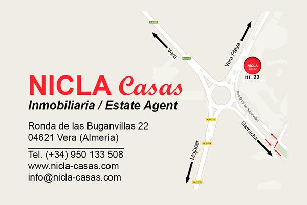 NICLA Office - Vera (Almería)