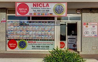 Nieuwe kantoor NICLA