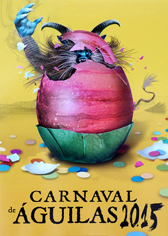 Poster Carnaval Aguilas