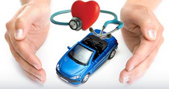ziektekosten auto verzekering